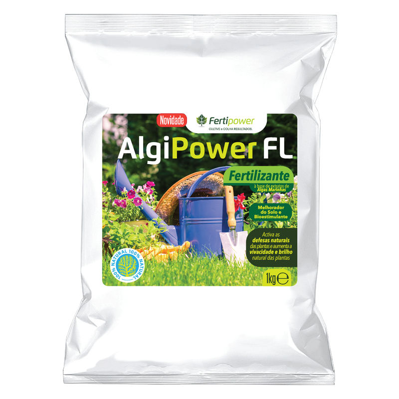 fertilizantes para plantas, Fertilizante AlgiPower