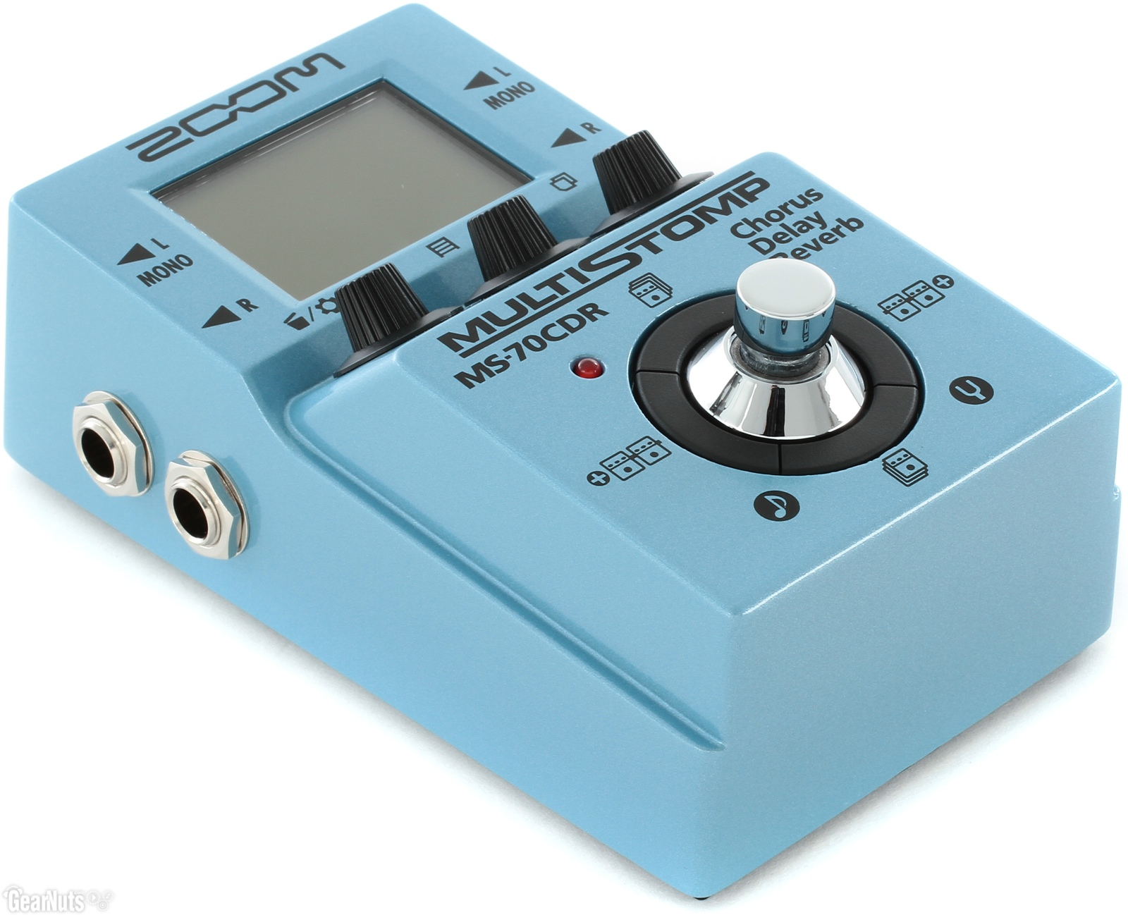 PEDAL Multi Stomp MS-70CDR