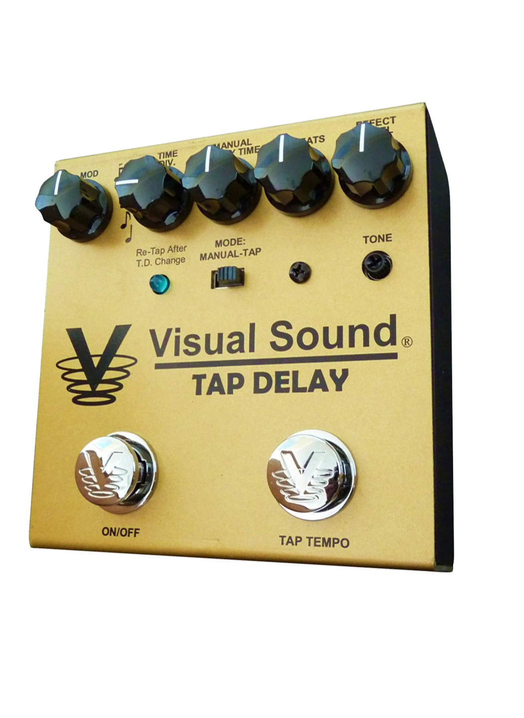Pedal Single Tap Delay V3SD