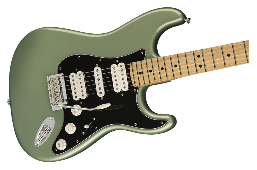 Player stratocaster HSH MN SGM