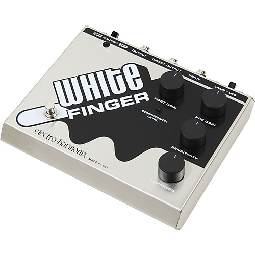 Pedal Compressor White Finger