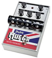 Pedal Overdrive English Muff´n