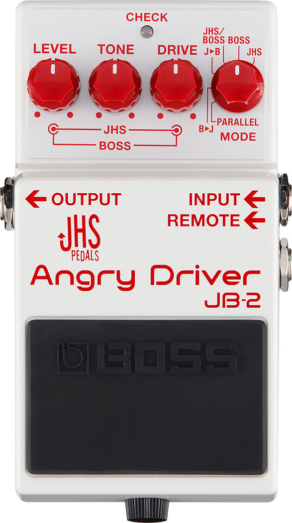 Pedal Drive Angry Driver JB-2