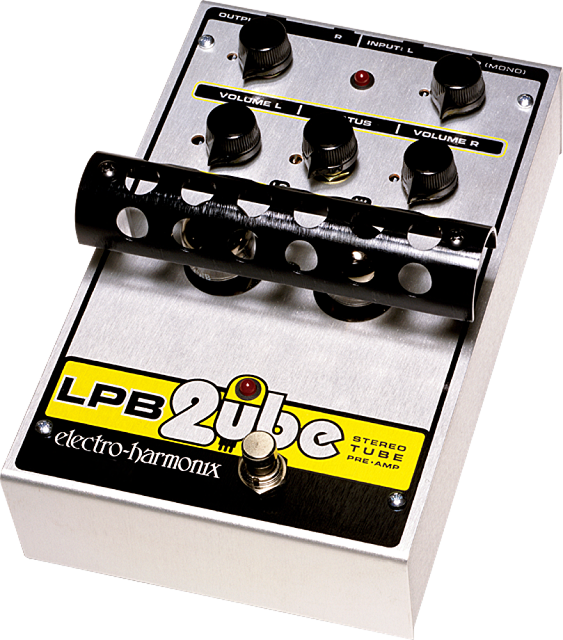 Pedal Preamp/Boost LPB-2ube