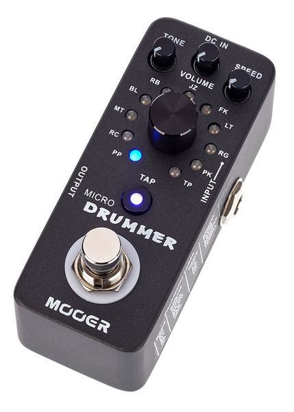 Pedal Micro Drummer