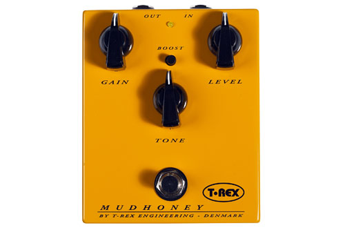 Pedal Overdrive Mudhoney
