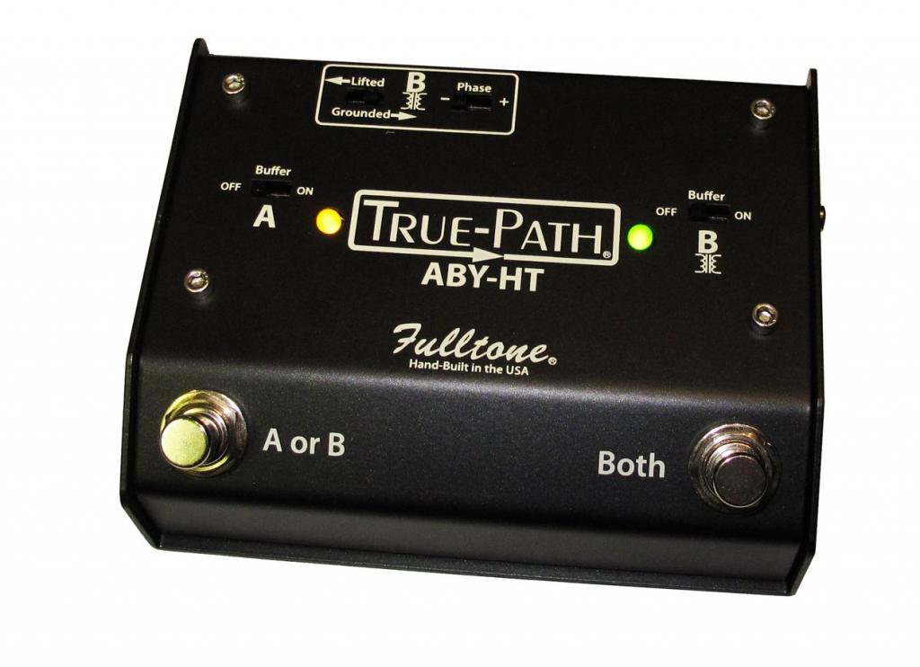 Pedal True-Path ABY-HT