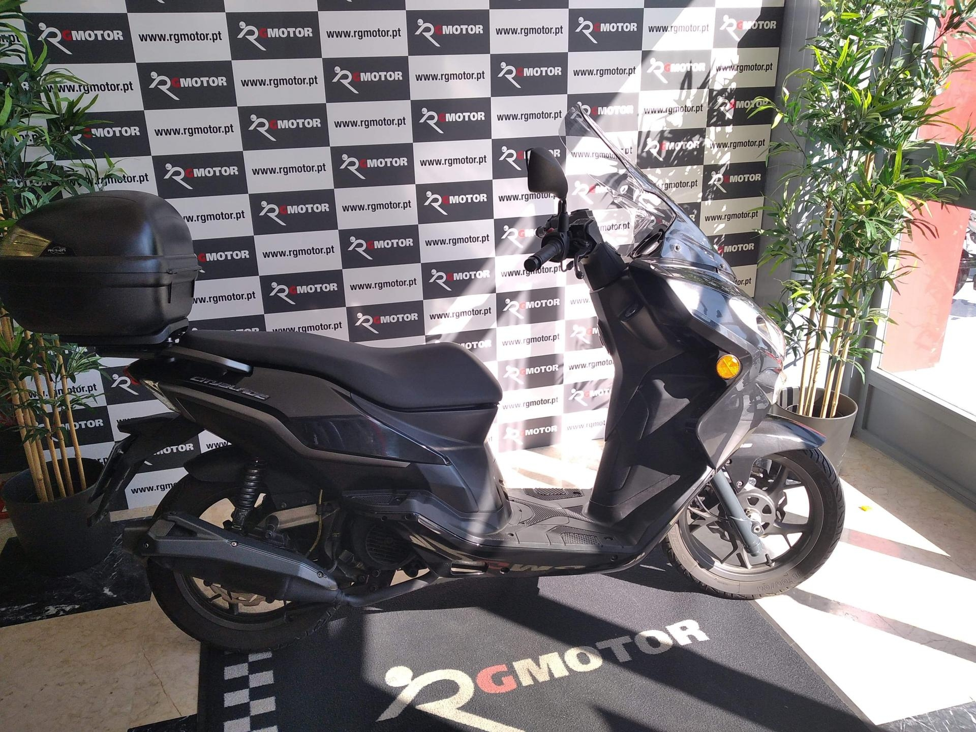 Keeway CITYBLADE 125 EXT