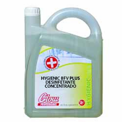 HYGIENIC BFV PLUS - DESINFECTANTE CONCENTRADO 5L
