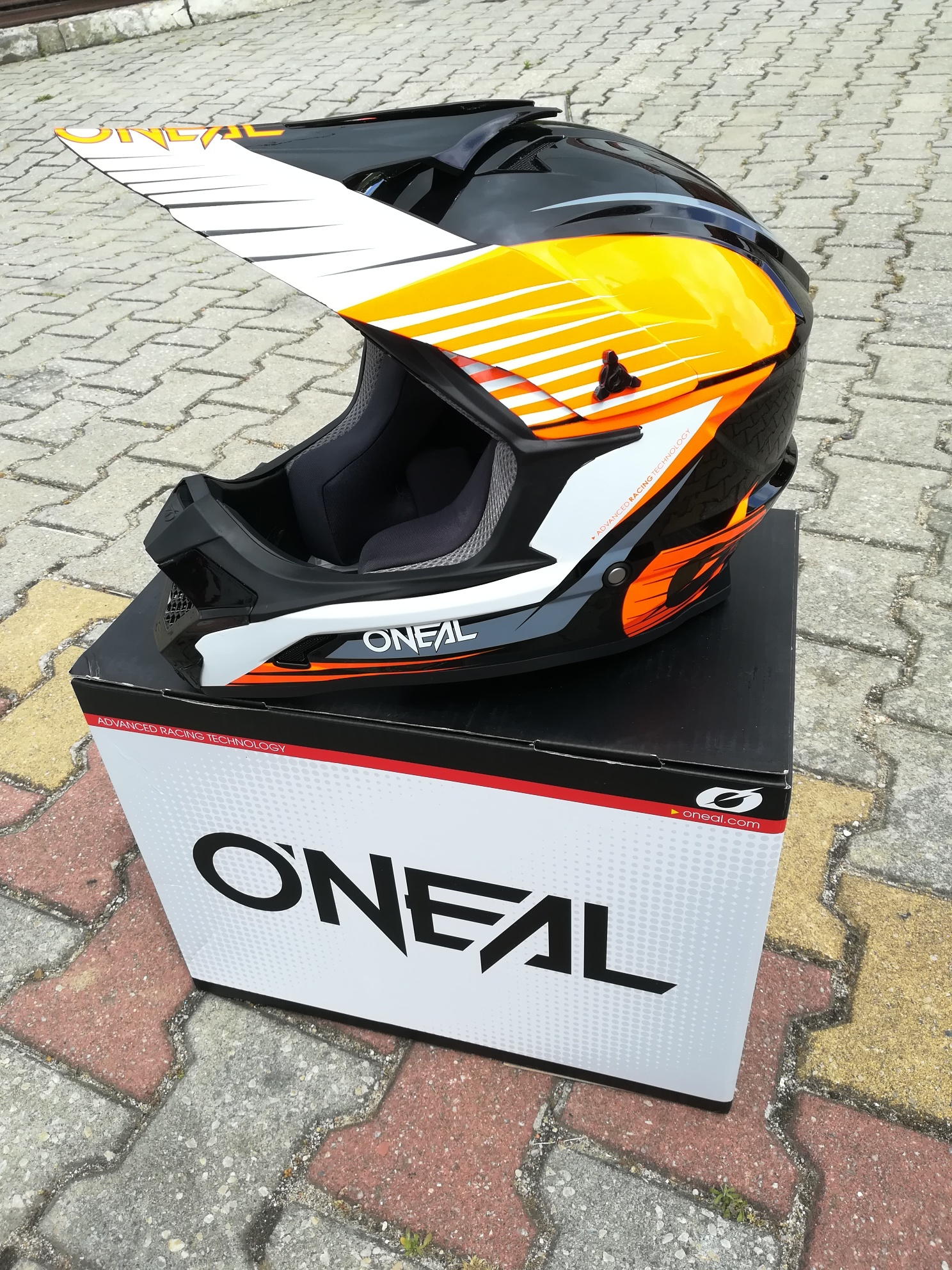 CAPACETE O´NEAL