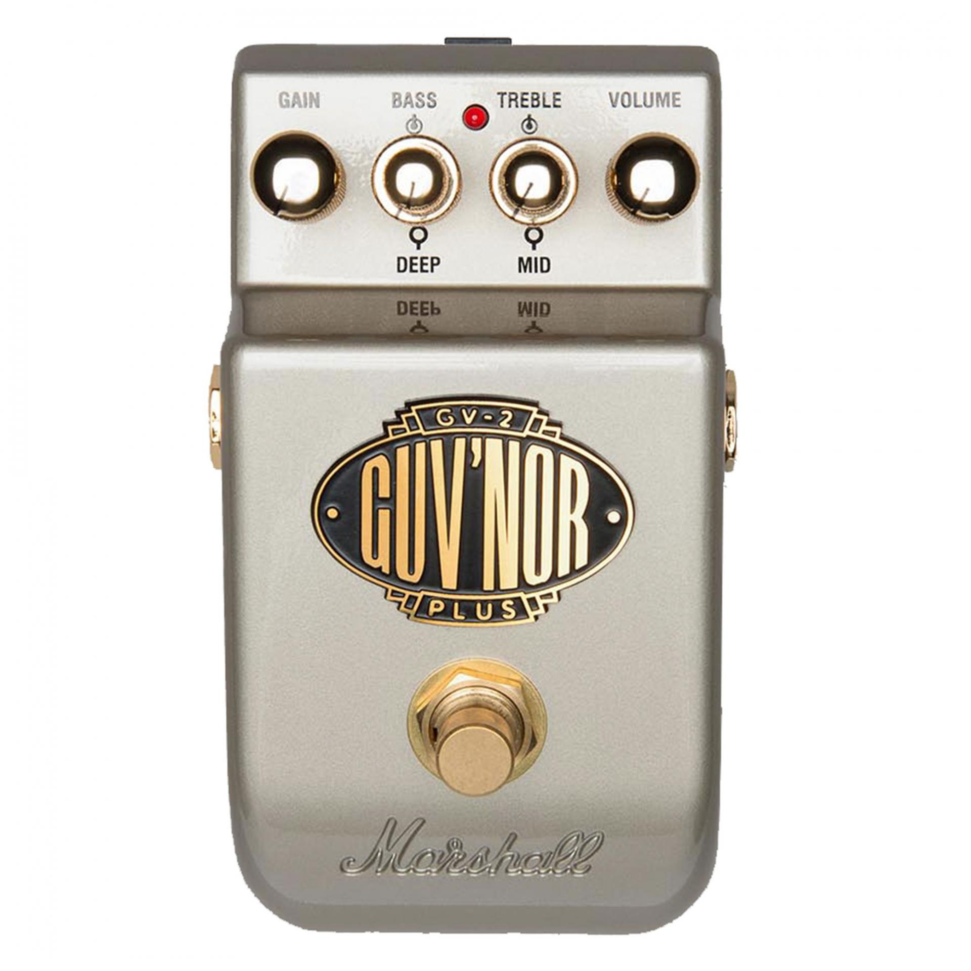 Pedal de distortion <strong>Marshall Guvnor......