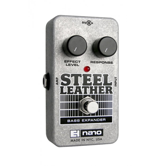 Pedal Steel Leather