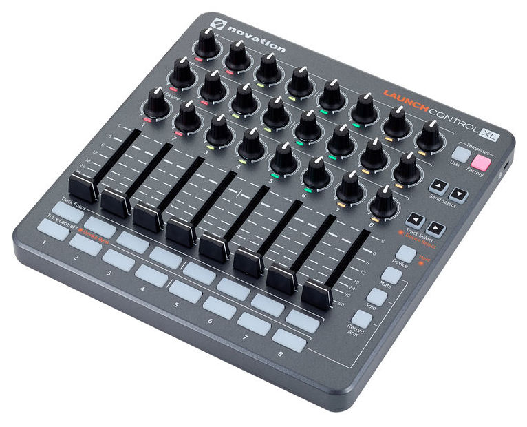 Controlador <strong>Novation Launch Control......