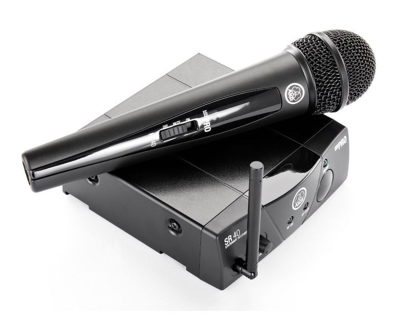 Sistema Wireless WMS40 mini VISM2 (Vocal)