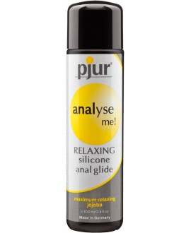 Lubrificante Pjur Analyse me! Relaxing Anal Glide 100ml