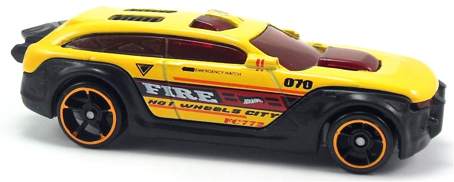 🔥  2014 Hot Wheels HW Pursuit HW City 45/250BFF98
