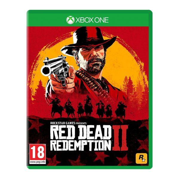XBOX ONE Red Dead Redemption II (2)