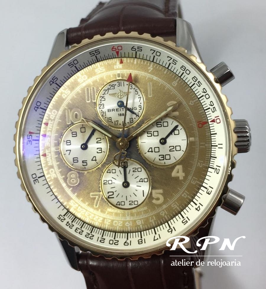 Navitimer Airborne Tropical
