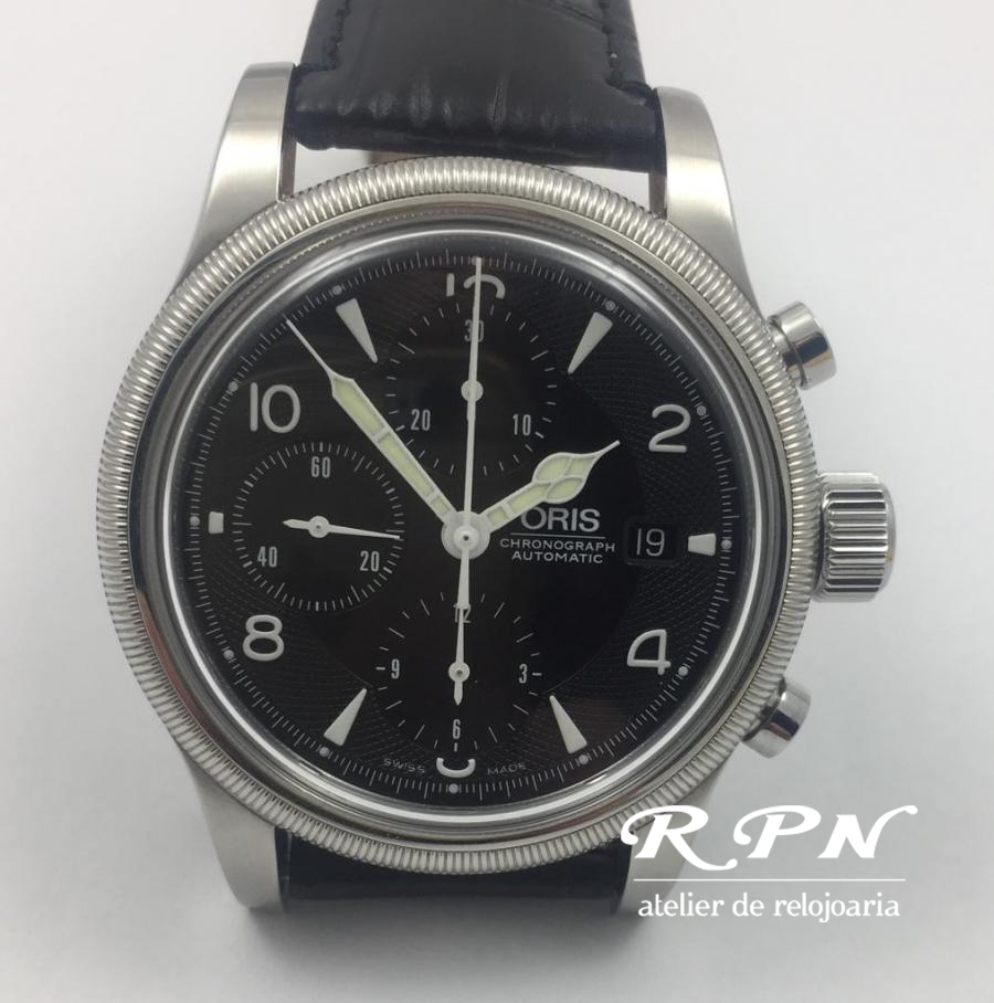 Big Crow Chronograph