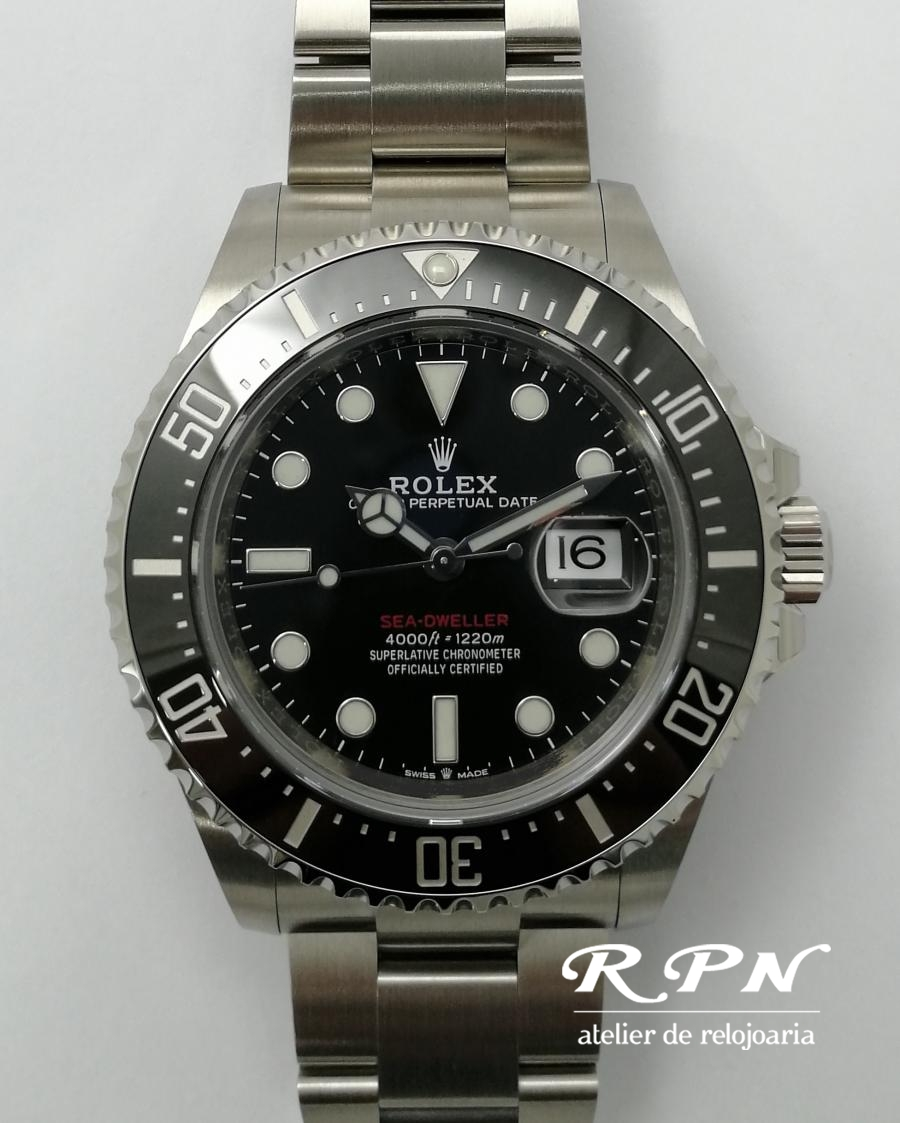 Sea-Dweller 50Th Anniversary NOVO